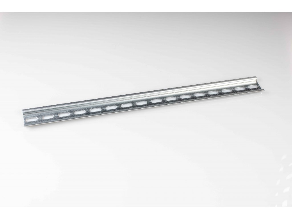 DIN lišta 35/0,3P perforovaná 30cm