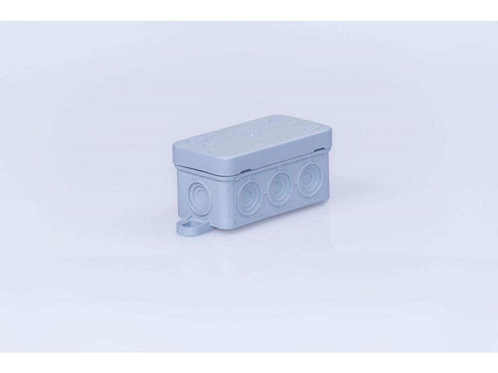 Nadomietková krabica 80x42x40 IP54 PD75x35