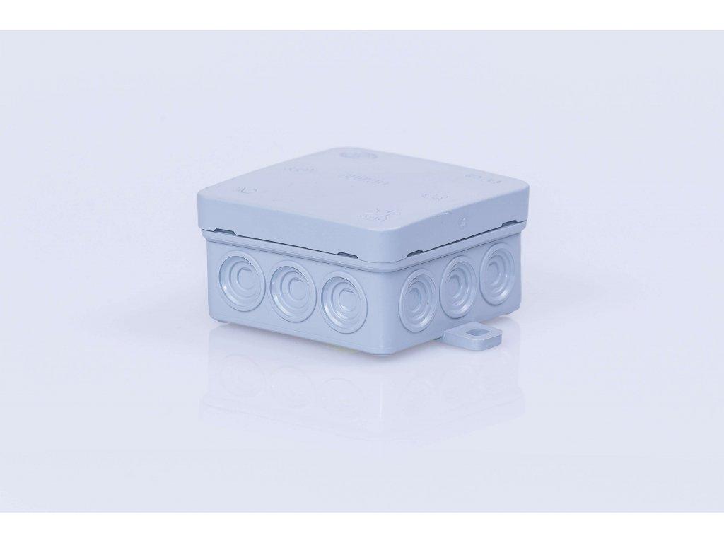 Nadomietková krabica 75x75x40 IP54 PD75x75