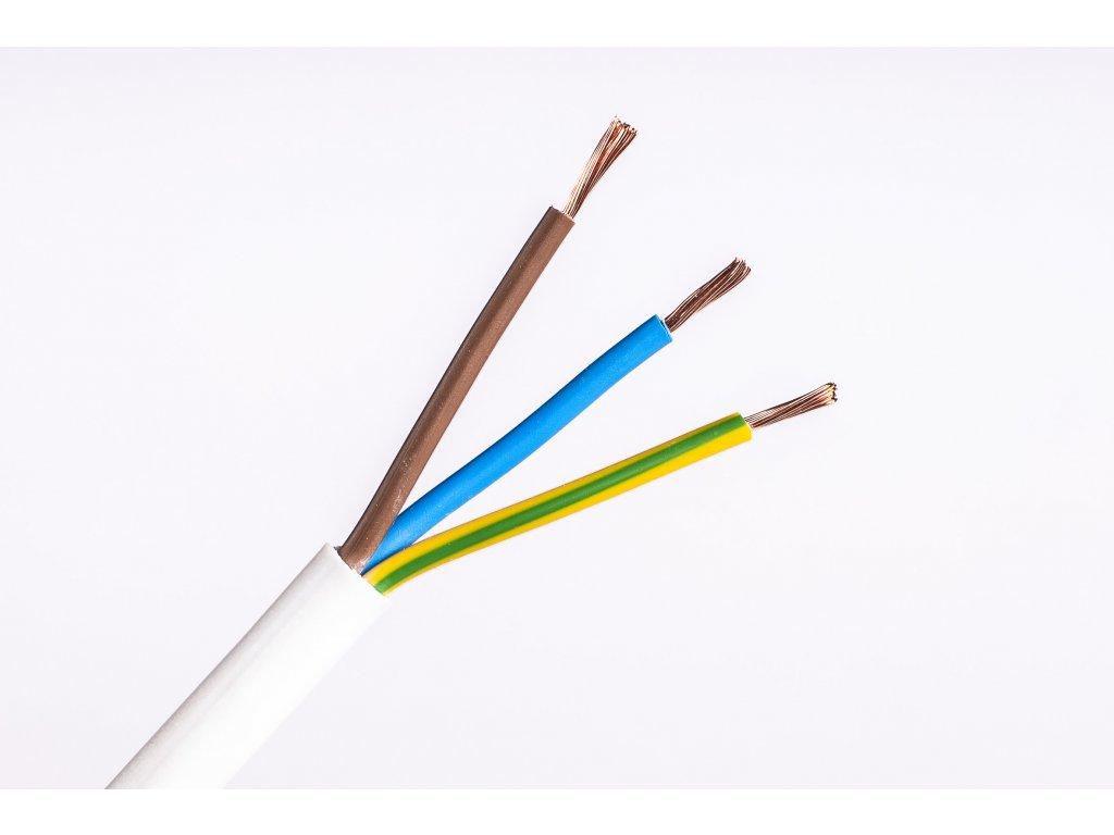 Kábel CYSY 3x1,5 H05VV-F