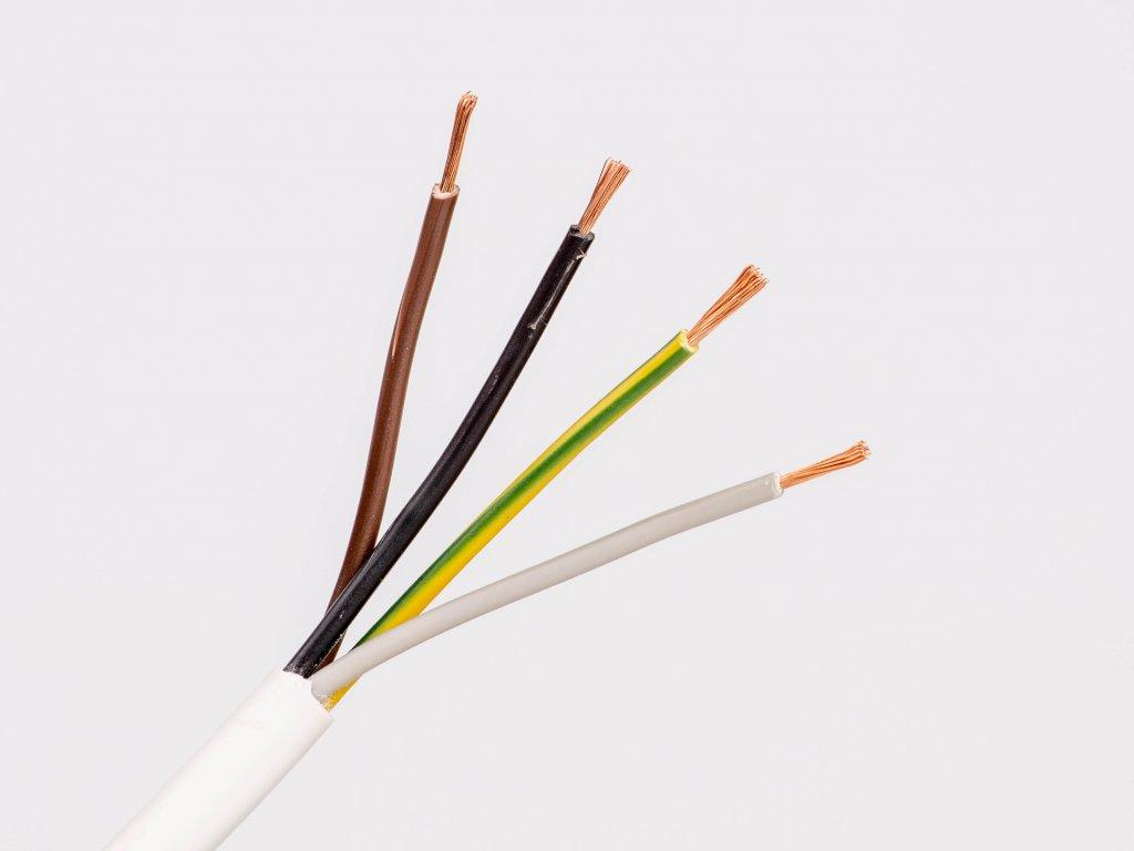 Kábel CYSY 4x1 H05VV-F