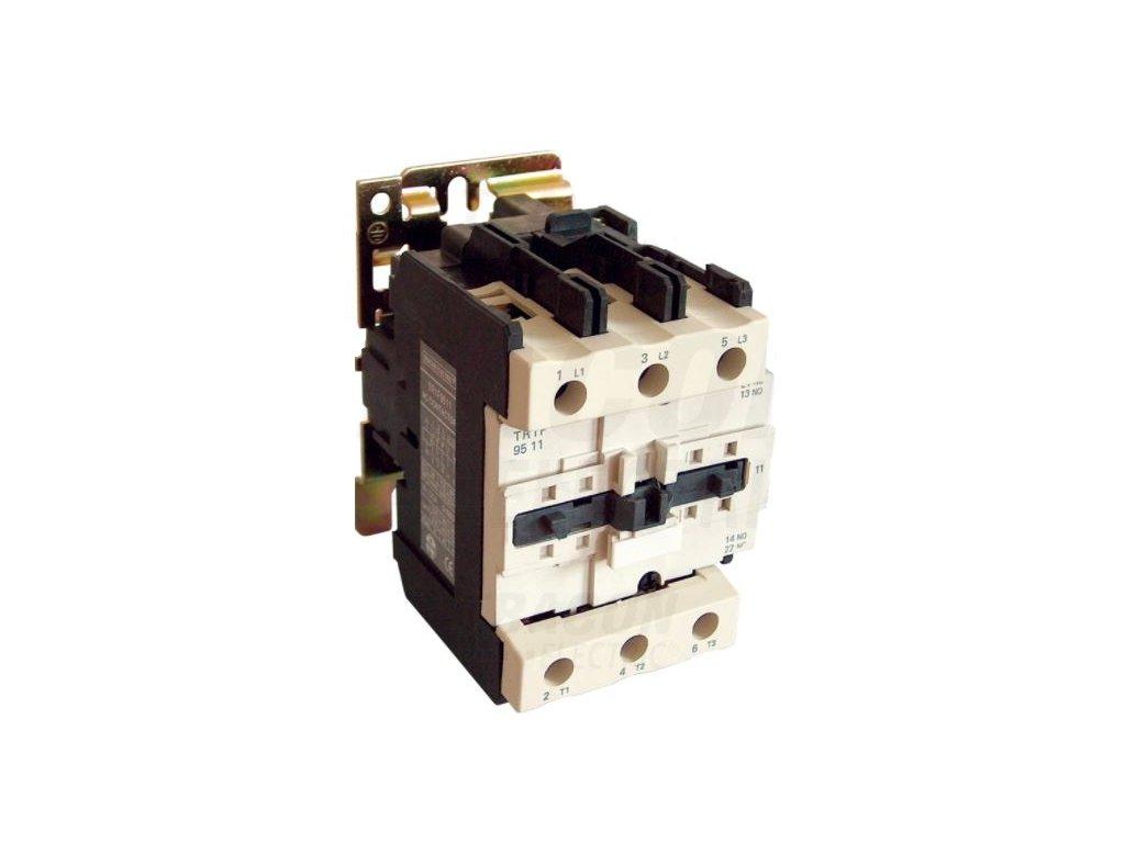 Stykač 50A cievka 110V AC 3xNO+(1xNO+1xNC) TR1F5011F7 Tracon