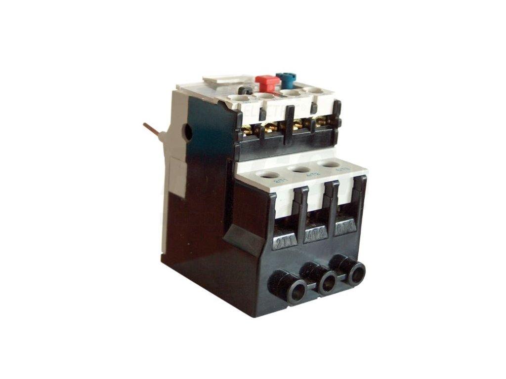 Tepelné nadprúdové relé k miniatúrnym stykačom TR1K 0,4-0,63A, 1×NC+1×NO TR2HK0304 Tracon