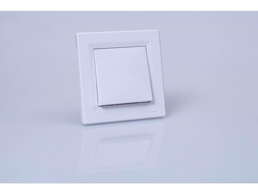 Vypínač č.1 Asfora biely EPH0100121