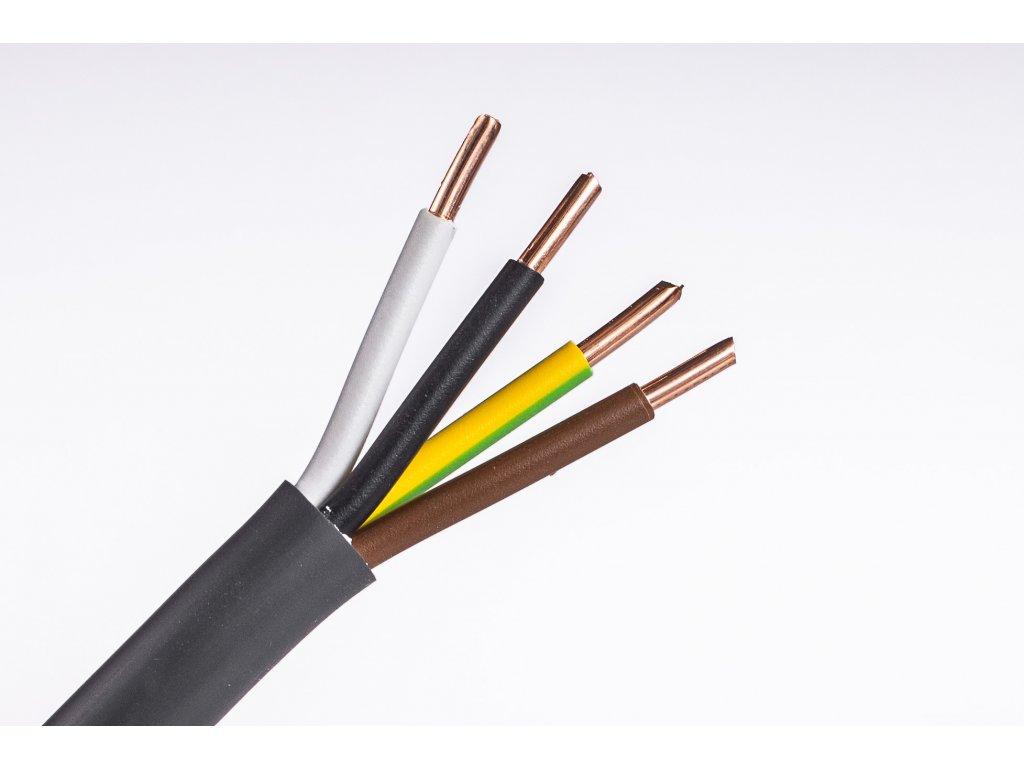medeny kabel cyky-j 4x10