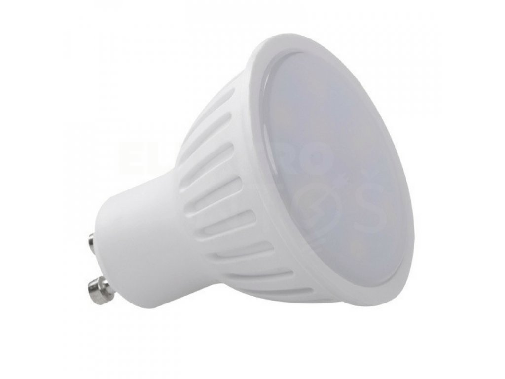 LED žiarovka 6W GU10 6000K