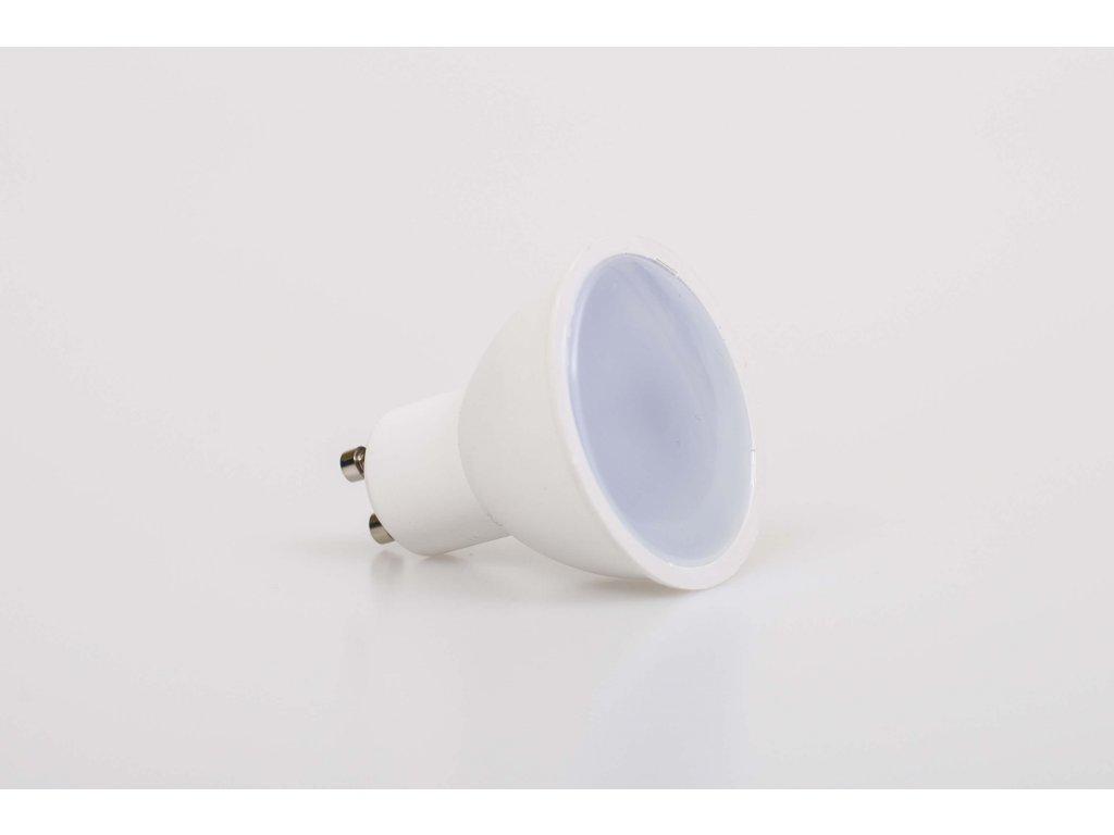 LED žiarovka 7W GU10 4000K PL2627