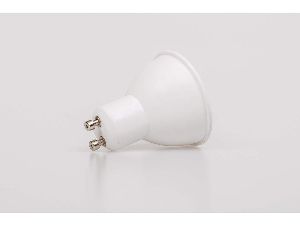 LED žiarovka 7W GU10 6500K PL2877