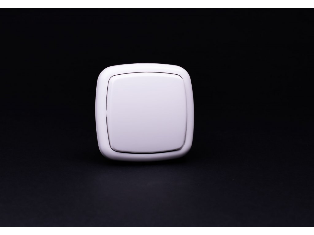 Vypínač č.6 Modul biely 4FN57575.901 Tesla
