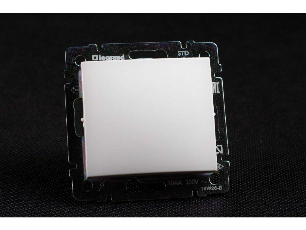 Vypínač č.6 IP44 VALENA biely 774206
