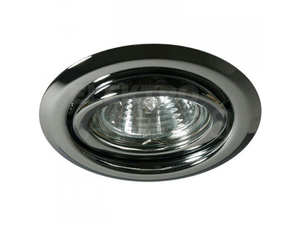 Bodové svietidlo okrúhle výklopné lesklý chróm ARGUS CT-2115-C 00305