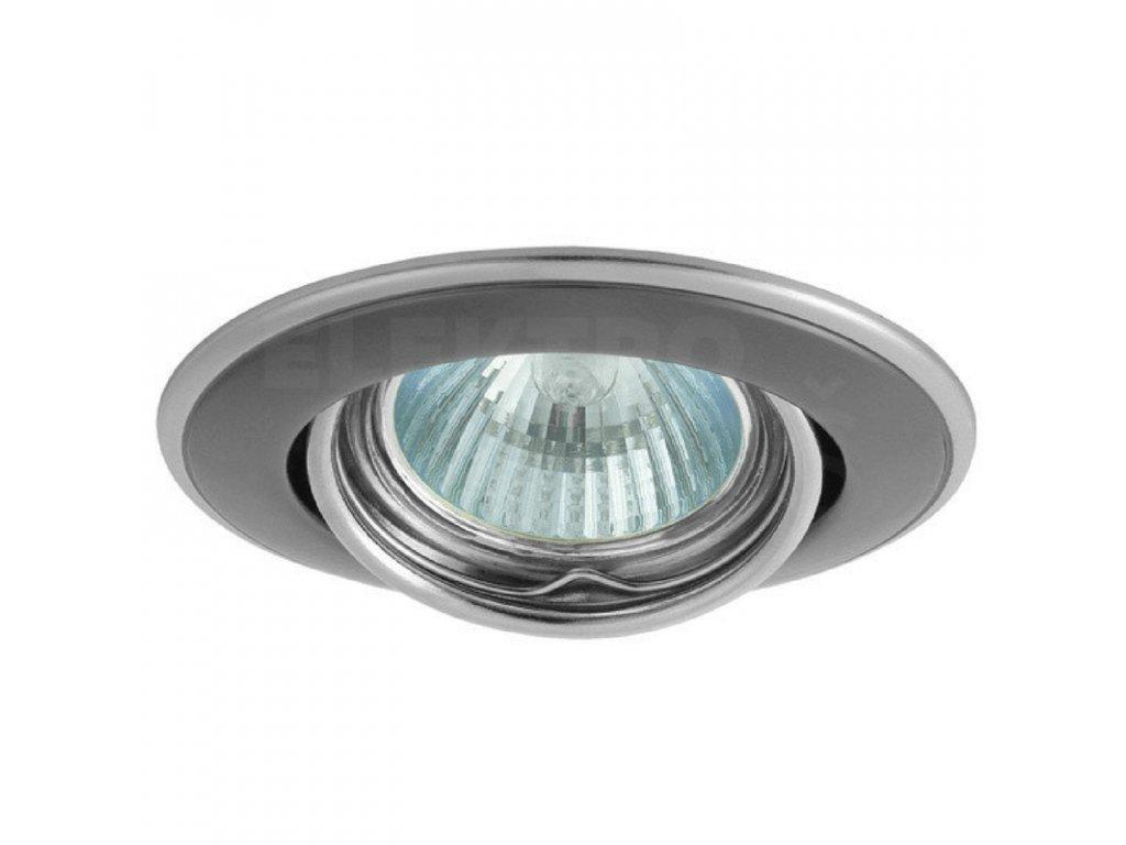 Bodové svietidlo okrúhle výklopné čierny chróm/nikel HORN CTC-3115 GM/N 02834