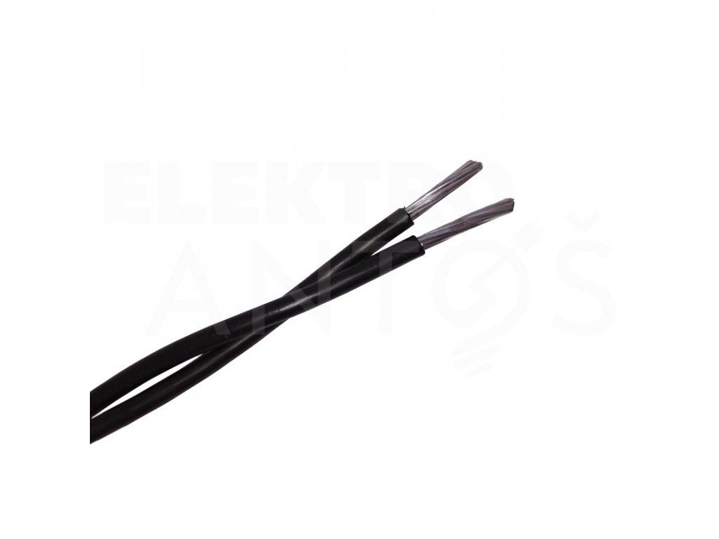 Kábel NFA2X 1-AES 2x16 mm2