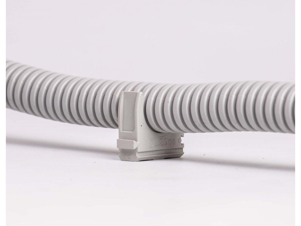 Chránička na káble LRU ø25mm 320N detail