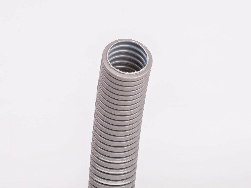 Chránička na káble FXP 40 ohyná 750N PVC Frankische Rohrwerke