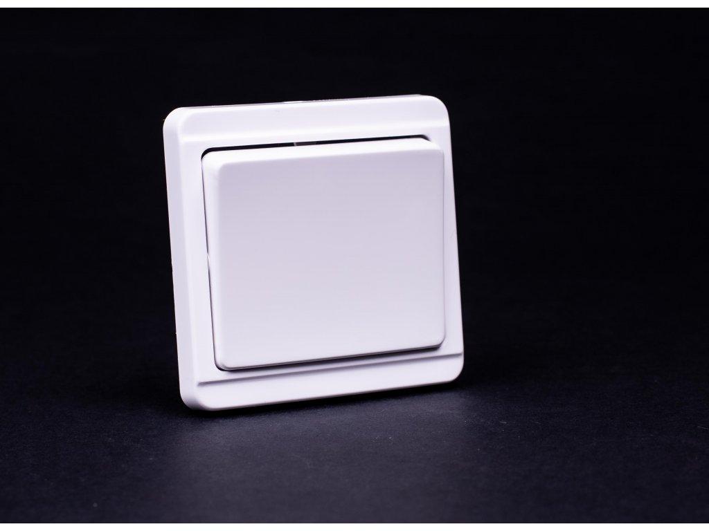 Vypínač č.6 Štandard biely 4FN57505.2101 Tesla