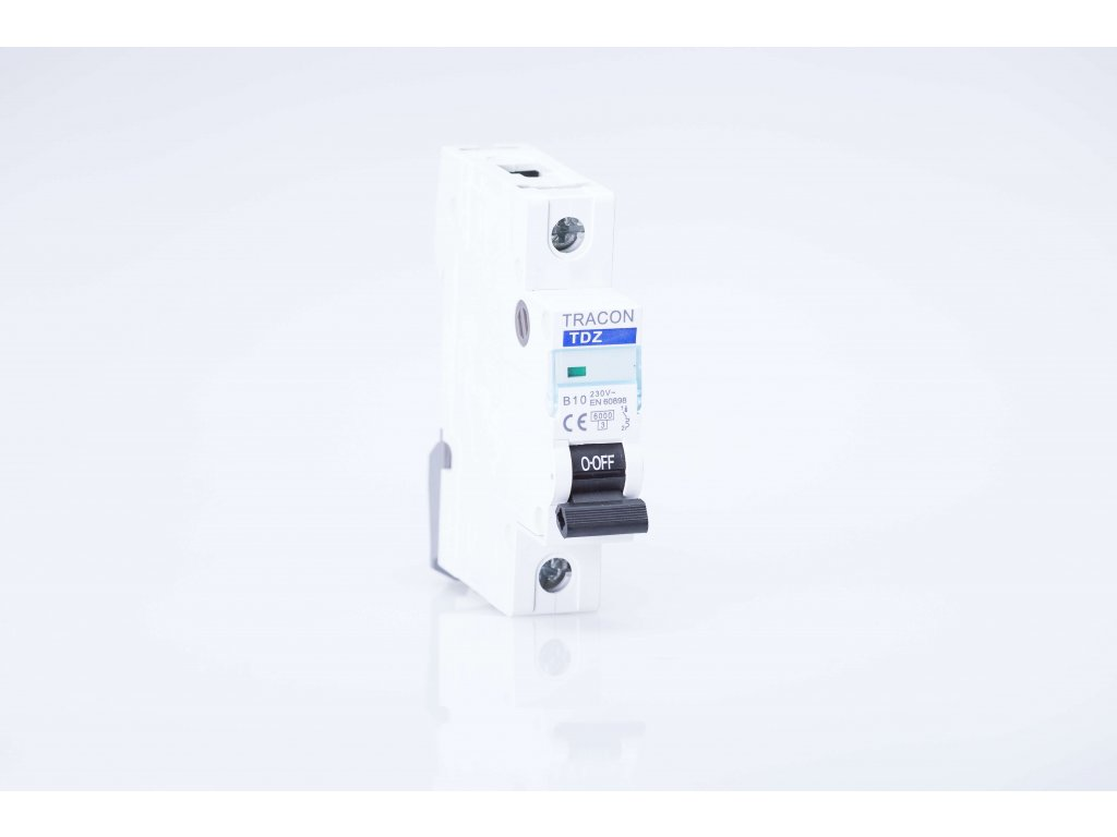 Istič 50A/1P B 10kA TDA-1B-50 Tracon