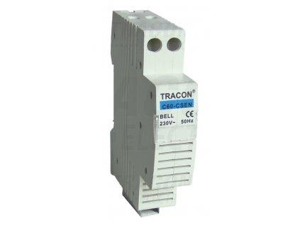 Modulárny zvonček na 12V AC 75dB C60-CSEN-12