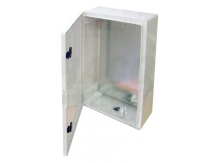 Rozvodná skriňa na povrch prázdna 300x400x165mm IP65 TME403017T