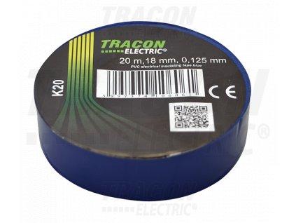 Izolačná páska modrá 20m×18mm