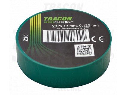 Izolačná páska zelená 20m×18mm