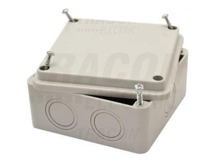 Montážna krabica 100x100x50 IP54 MED10105