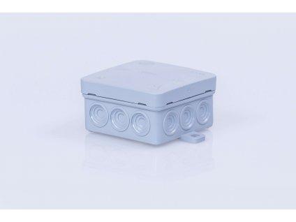 Nadomietková krabica 100x100x40 IP54 PD100x100