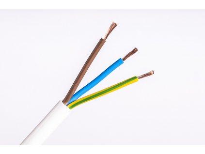 Kábel CYSY 3x0,75 H05VV-F