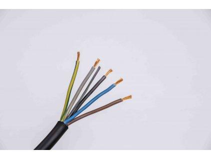 Kábel CGSG 5x1,5 H05RR-F