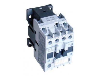 Stykač 12A cievka 400V AC 3xNO+1xNC TR1F1201V7 Tracon