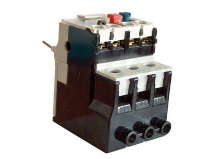 Tepelné nadprúdové relé k miniatúrnym stykačom TR1K 0,16-0,25A, 1xNC+1xNO TR2HK0302 Tracon
