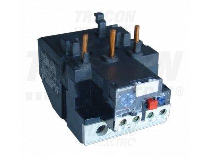 Tepelné nadprúdové relé k stykačom TR1D 80-93A, 1×NC+1×NO