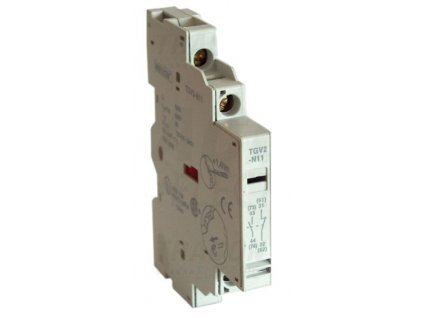 Blok bočných pomocných kontaktov k TGV2 2xNC TGV2-N20