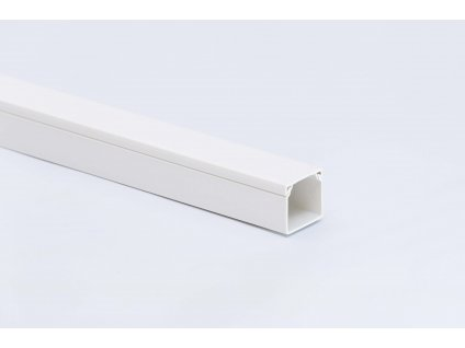 Lišta biela 16x16mm 2m