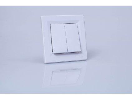 Vypínač č.5 Asfora biely EPH0300121