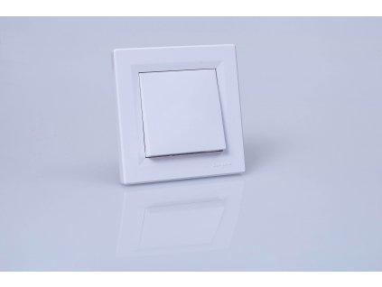 Vypínač č.7 Asfora biely EPH0500121