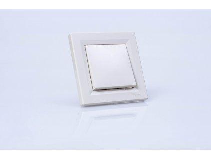 Vypínač č.7 Asfora krémový EPH0500123