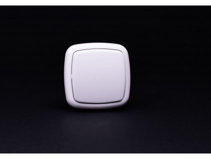 Vypínač č.1 Modul biely 4FN57570.901