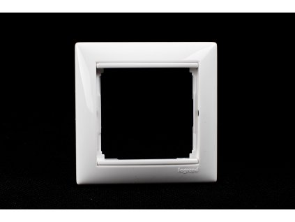 1-rámček VALENA biely 774451 Legrand