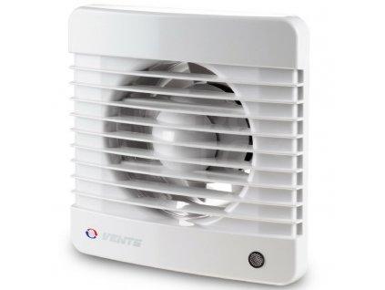 Ventilátor bytový 185m3/h VENTS 125ML guličkové ložisko