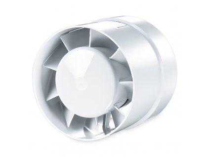Ventilátor potrubný 105m3/h VENTS 100VKOL guličkové ložisko