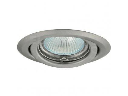 Bodové svietidlo okrúhle výklopné matný chróm ARGUS CT-2115-C/M 00331