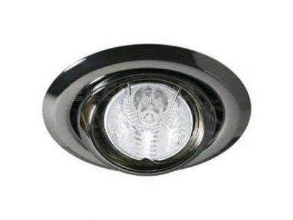 Bodové svietidlo okrúhle výklopné lesklý chróm ARGUS CT-2117-C 00309