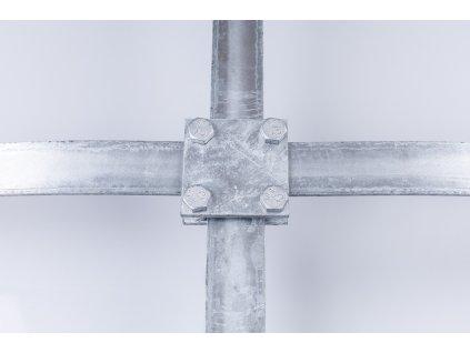 Pásovina bleskozvodová FeZn 30x4 1m=0,952kg ZIN