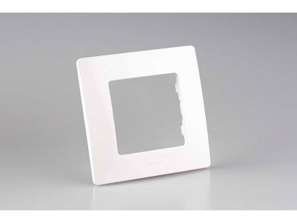 1-rámček NILOE biely 665001 Legrand