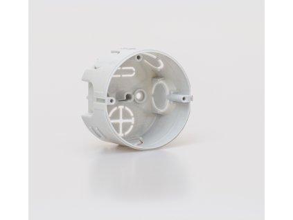 KU68 krabica pod omietku ø72x43mm univerzálna nadpájateľná