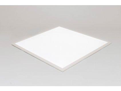 LED panel 600x600 60W 4000K biely AN39 zapnutý