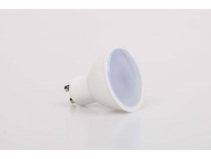 LED žiarovka 5W GU10 6200K PL1235