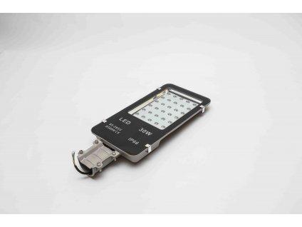 Pouličné LED svietidlo 30W 6500K IP66 60mm AN43