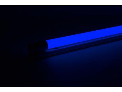 Modrá trubica LED 20W 120cm obojstranné napájanie AN24